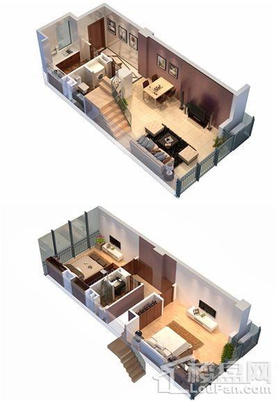 1#3#公寓标准层C户型