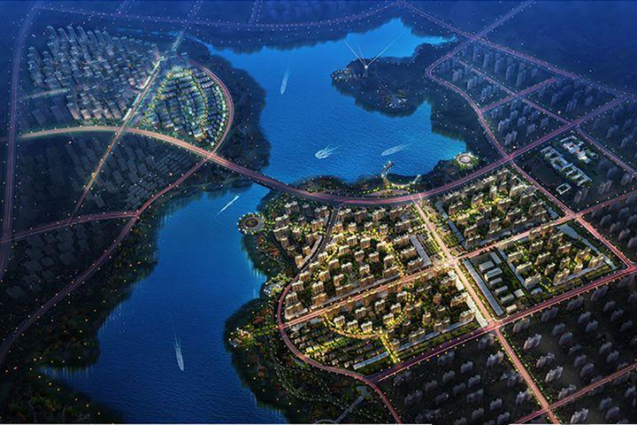 中海城效果图
