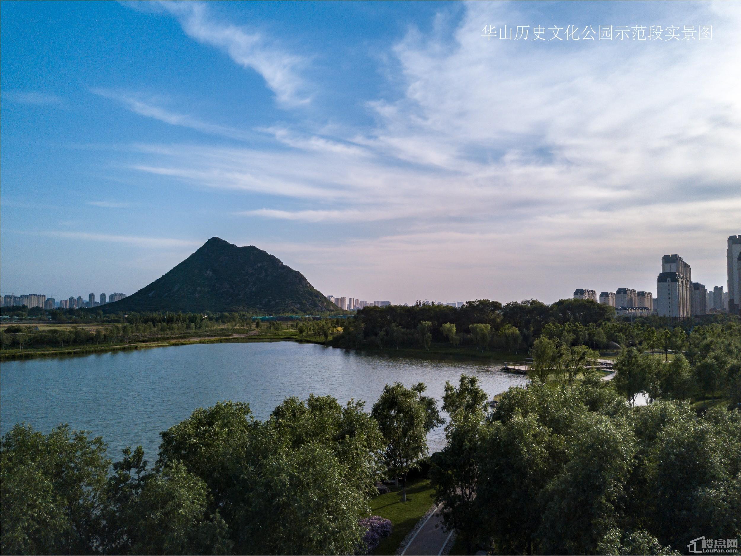 中海·珑岸实景图