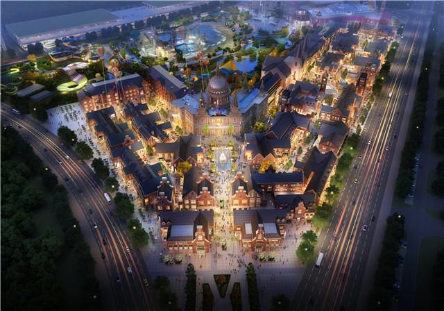 咸阳乐华城·罗马假日公寓高清图