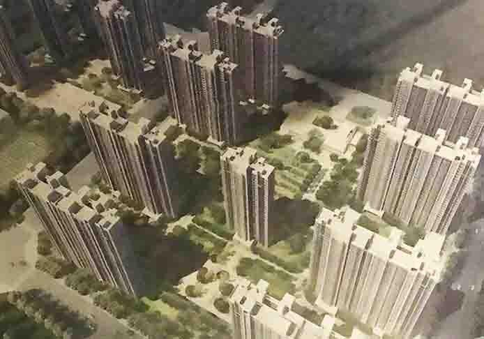 华润·誉澜山效果图