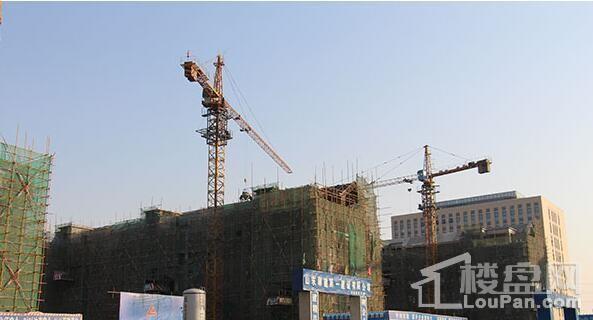 华建1街区实景图