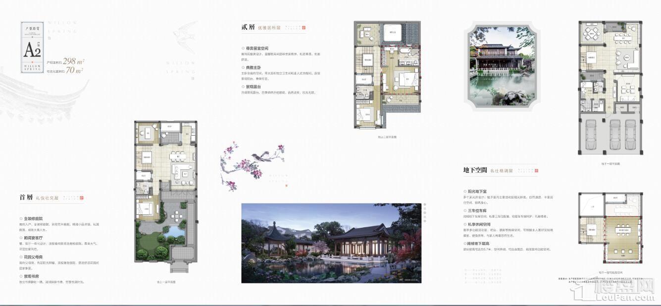 杨柳春风户型图