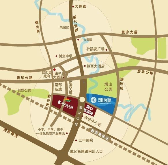 同心国际汽车城位置图