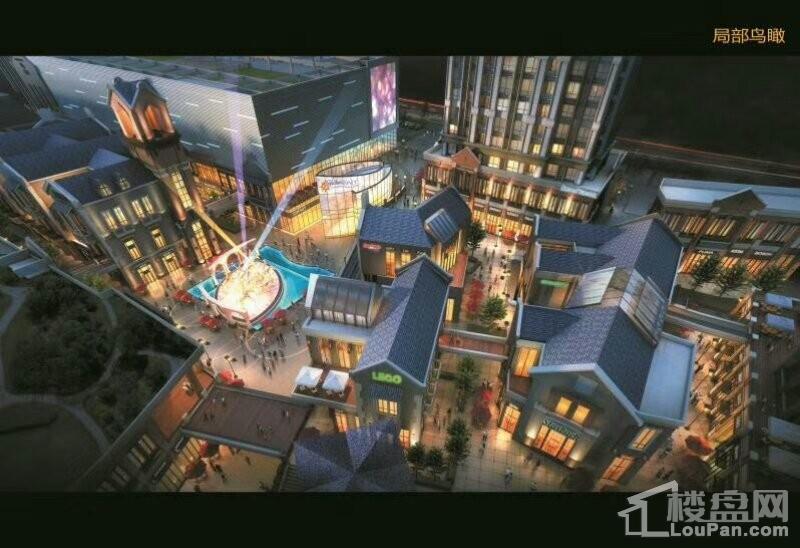 长沙义乌小商品城效果图