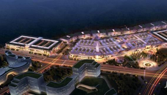 怀化武陵山现代商贸物流城