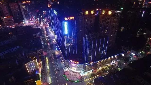 景东新区实景图