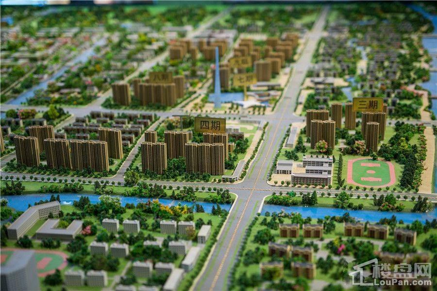 新西塘孔雀城实景图