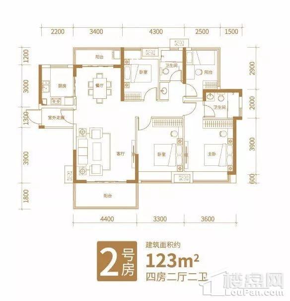 2#楼2号房