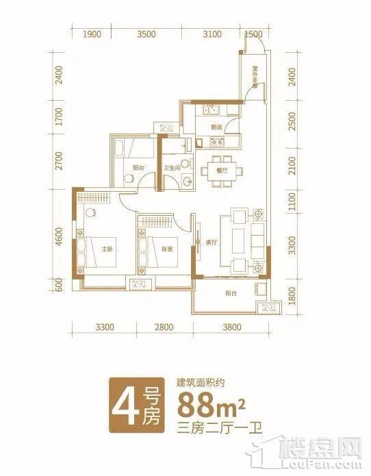 2#楼4号房