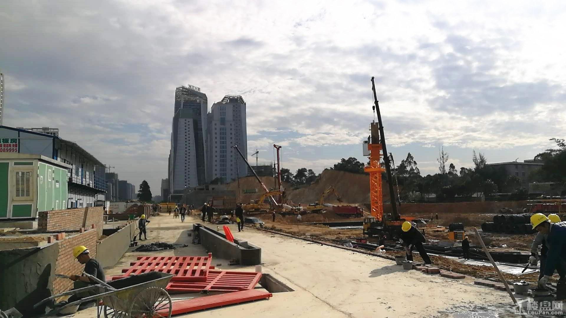 项目在建中