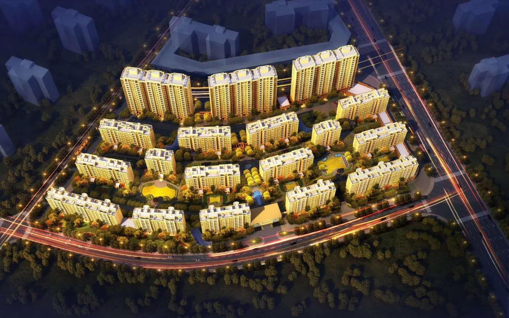 宝龙三江观邸