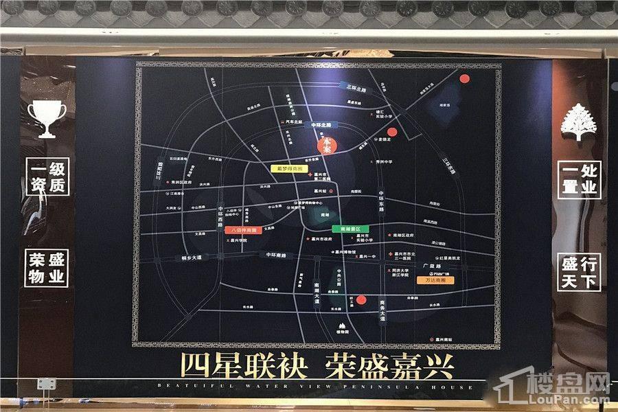 荣盛香韵名苑位置图