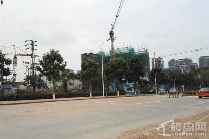 惠州源通·壹方水榭实景图