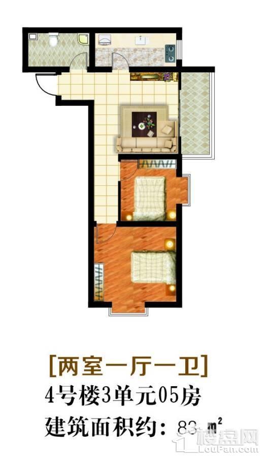 4#2单元05房