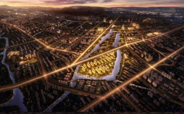苍南县 沿江路与建新路路口