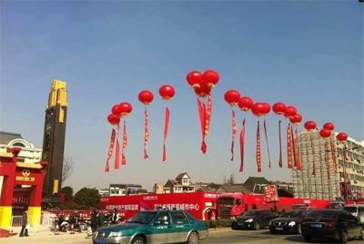 常州武进万达广场实景图