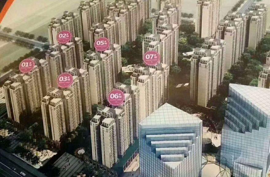 CBD钻石园(7号地块)效果图