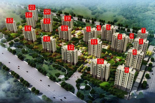 科华·锦东茗郡