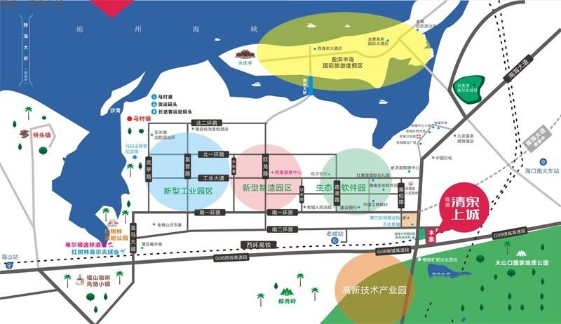 隆德清泉上城位置图