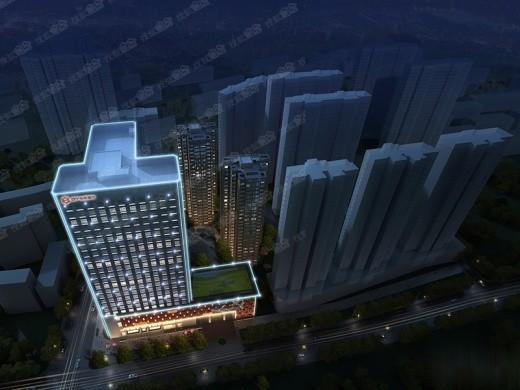 城西总部经济大厦
