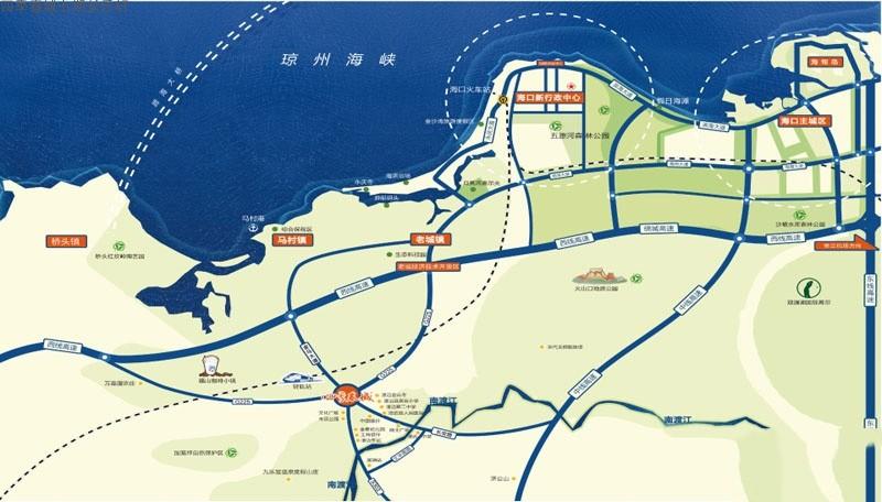 四季春城长乐轩位置图