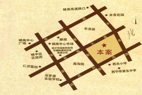 三园新城佳苑