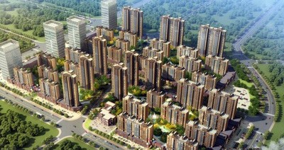 西宁城北国际村高清图