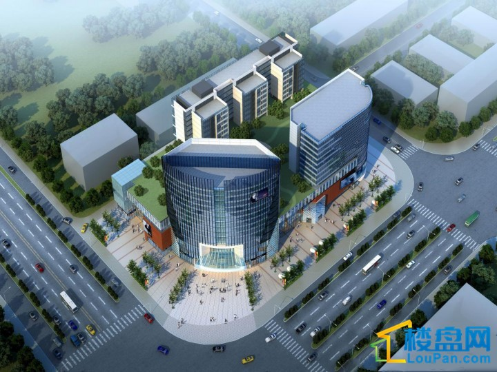 桂林北大街高清图