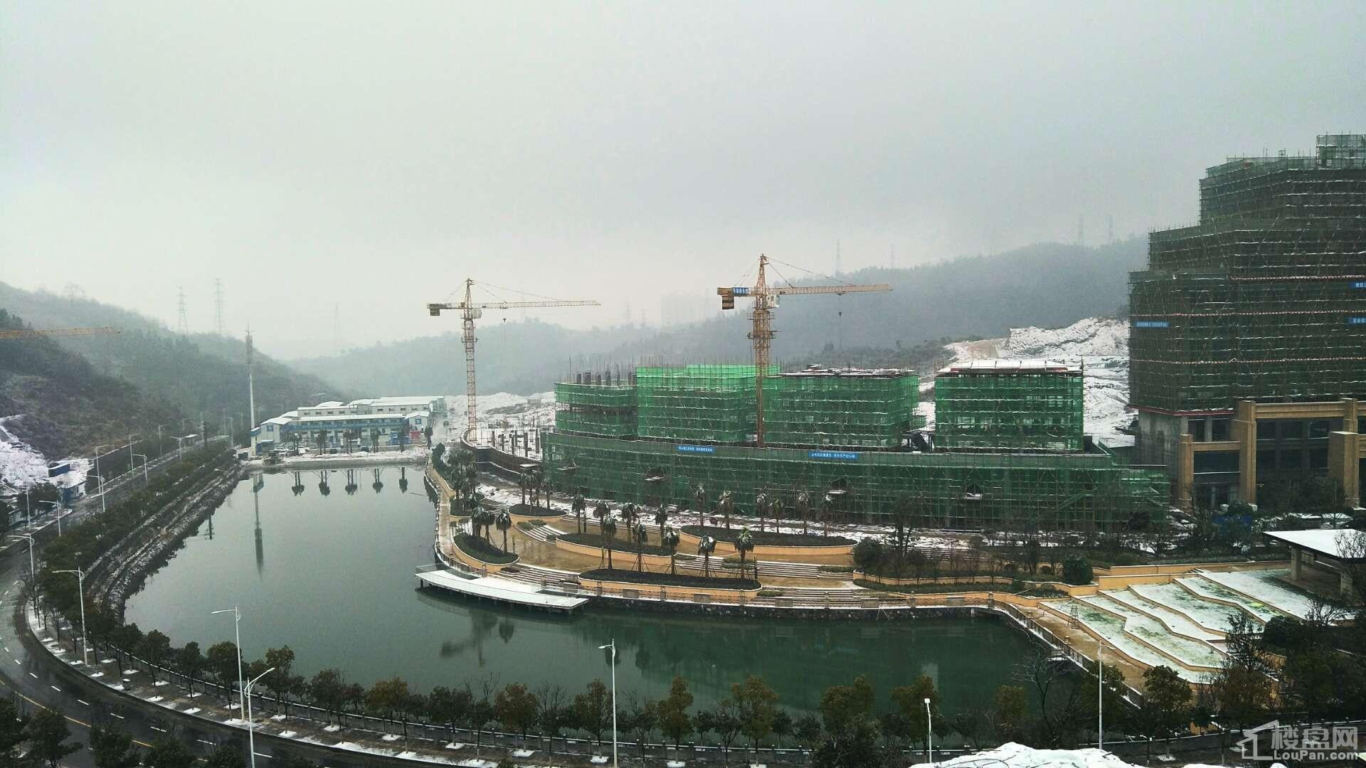九龙湾工程实景
