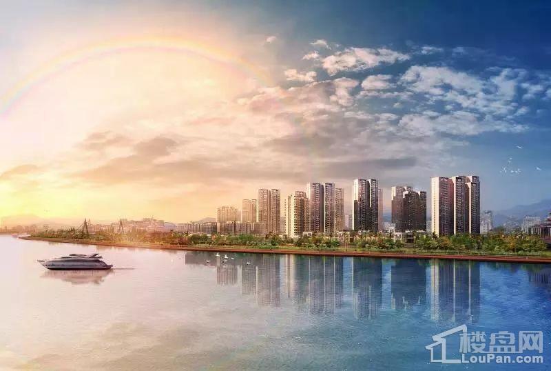 碧桂园·十里江湾效果图