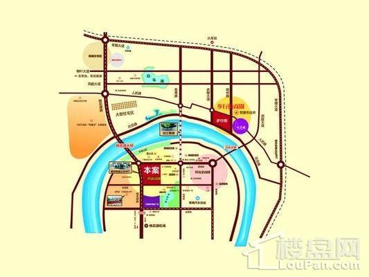新日世纪城效果图