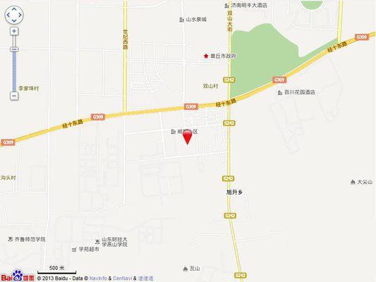 中国铁建明山秀水位置图