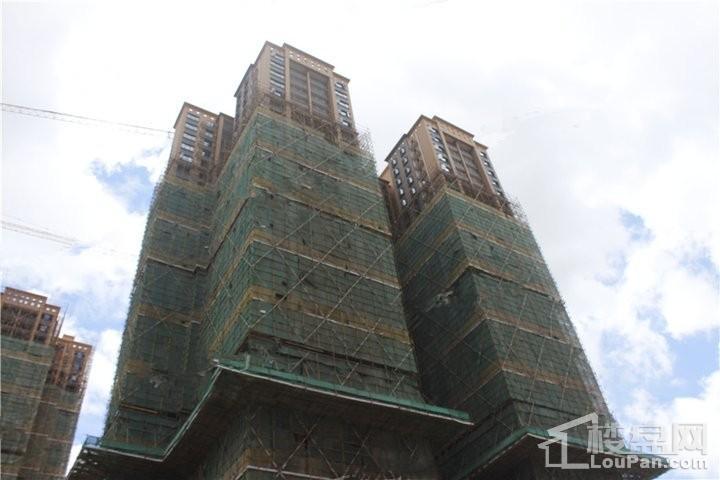 惠州冠华城实景图