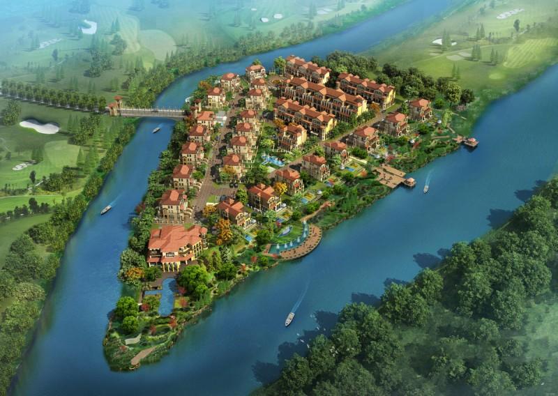 桂林盘古国际度假区