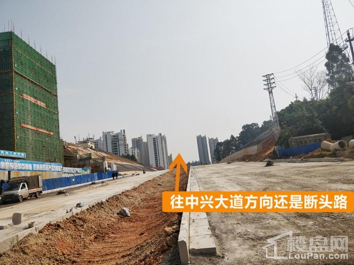 衡阳东路延长线通车