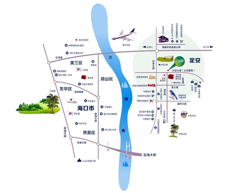宝安公园家位置图