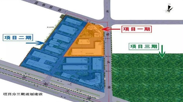 岳阳医药健康产业园位置图