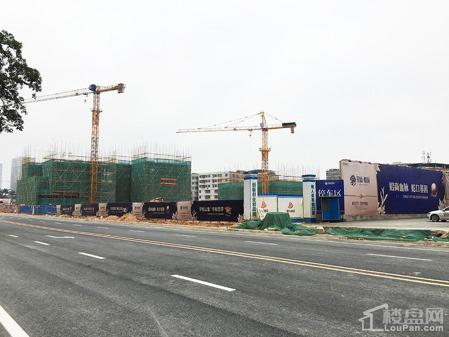 招商榕园建设进度(20180221)