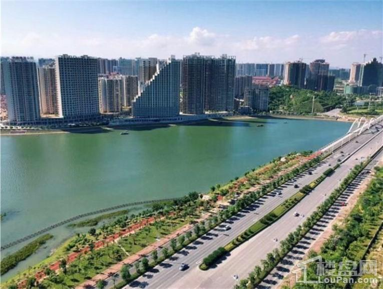 防城港·凤景湾实景图
