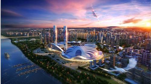 武汉国博新城翘楚居