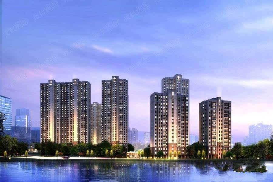 武汉德雅国际城港龙湾高清图