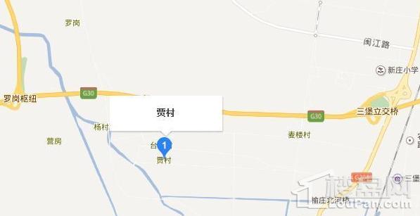 台上社区贾村改造