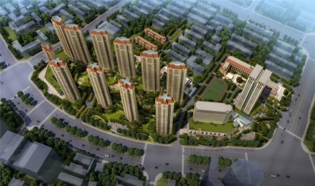 天津北岸中心高清图
