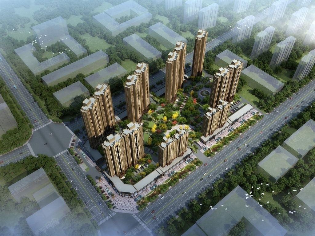 武汉F水星城高清图