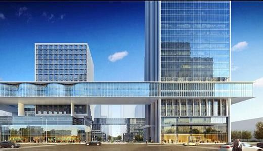 武汉联创中心未来寓高清图