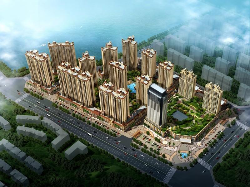 广汇·东湖城效果图