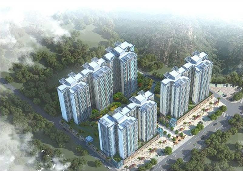 旅游地产瑞锦欣城高清图