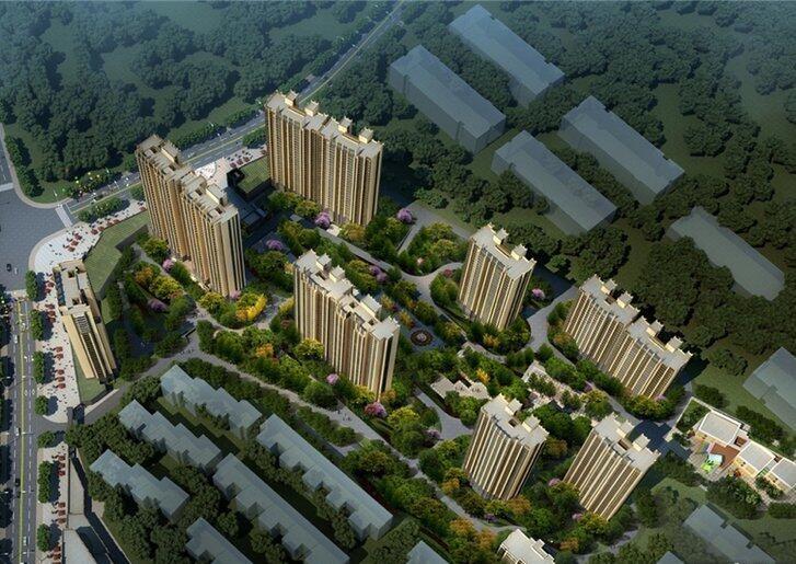 为您推荐中建东湖锦城