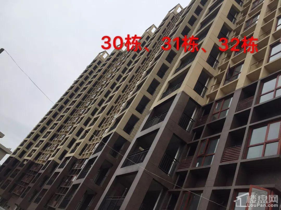 长信广场30#、31#、32#为现房,已达交房标准